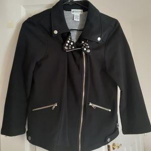 Self Esteem Black Jacket